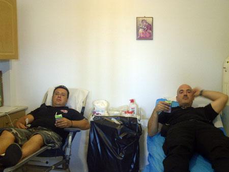 Αιμοδοσία στη Ζούρτσα